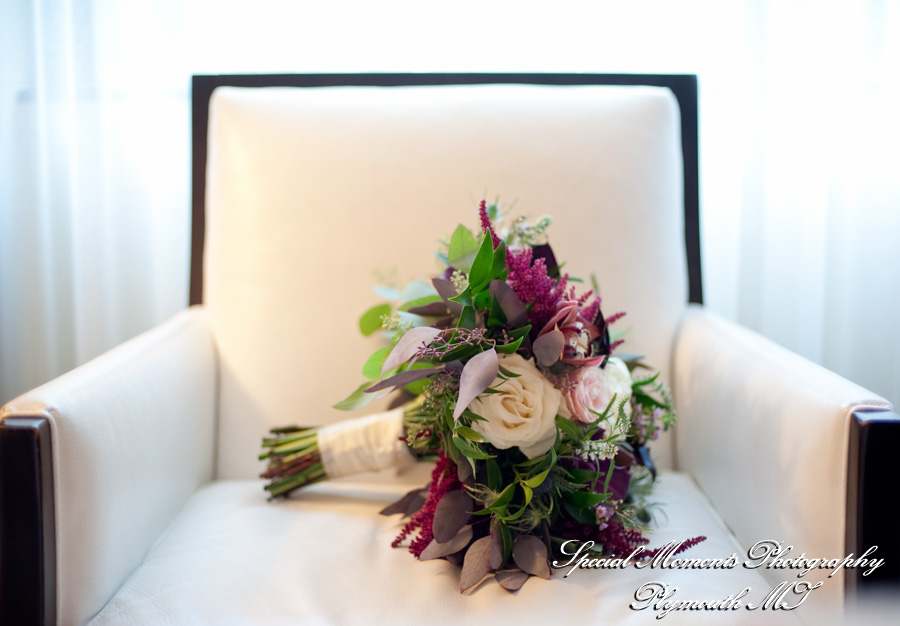 The Henry Hotel Dearborn MI wedding photograph