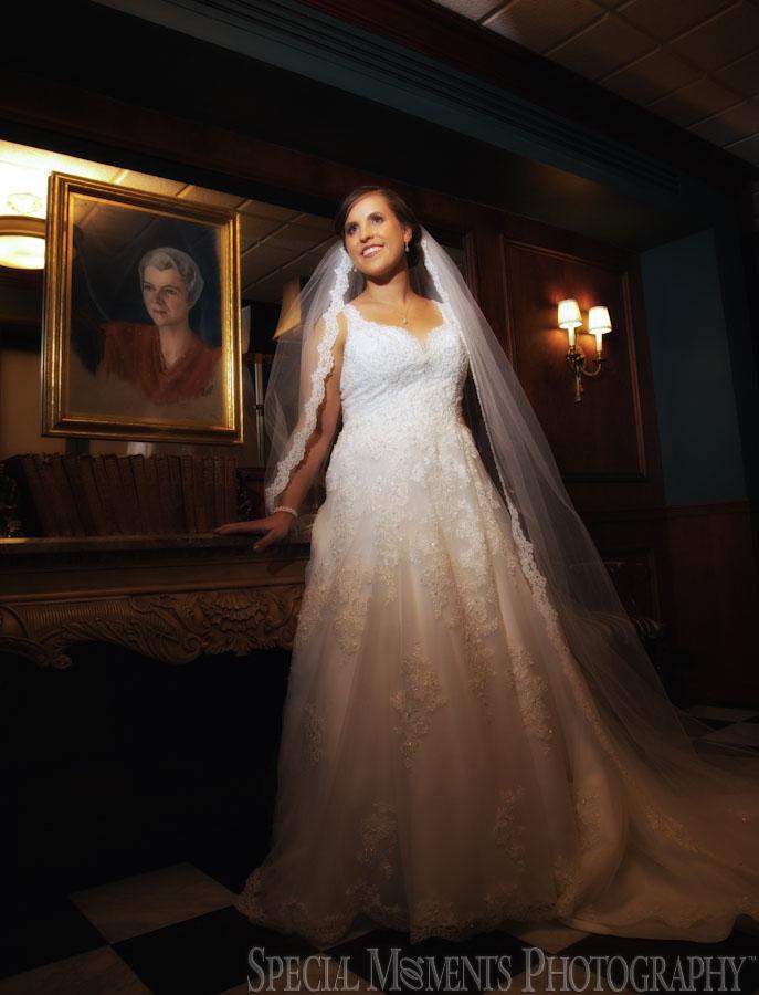 Graduate Hotel  Ann Arbor MI wedding photograph
