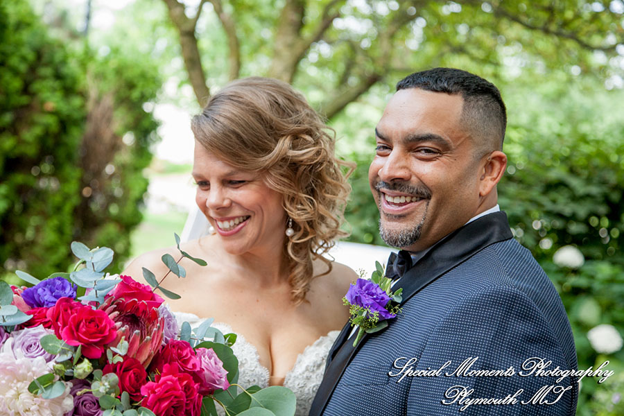Cafe Cortina Farmington Hills MI wedding photograph