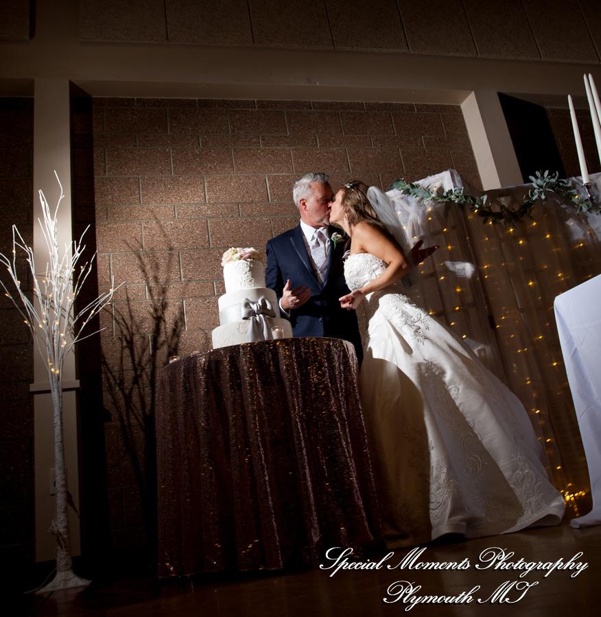 Brownstown Event Center Brownstown MI wedding photograph