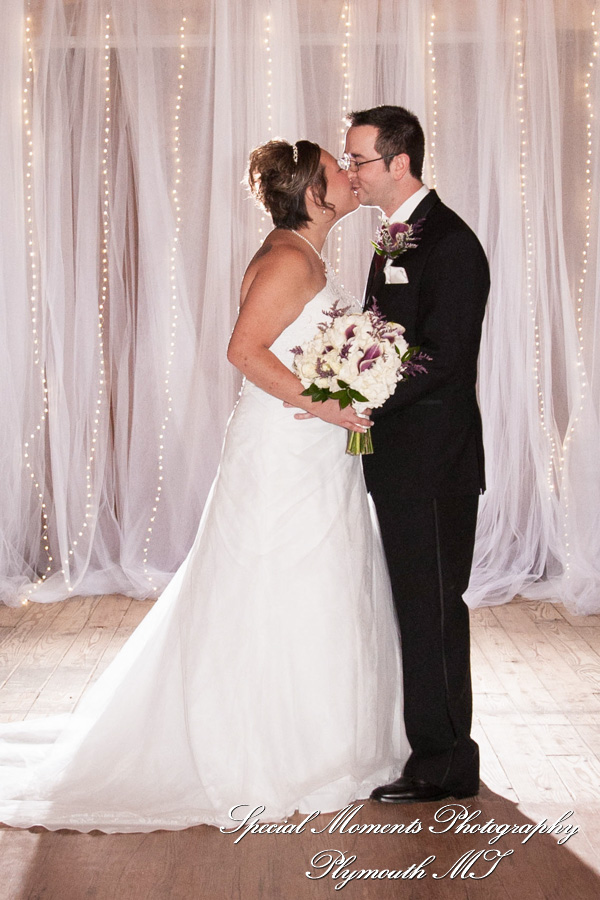 Jennifer G. Portfolio wedding photograph