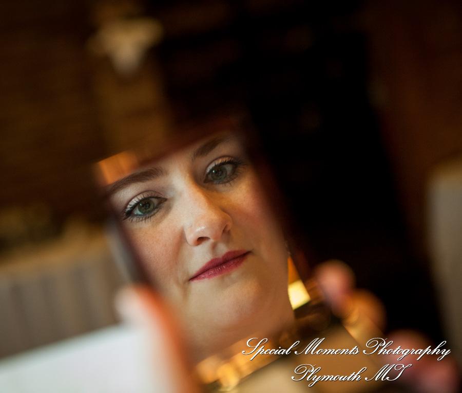 Cafe Cortina Farmington Hill MI wedding photograph