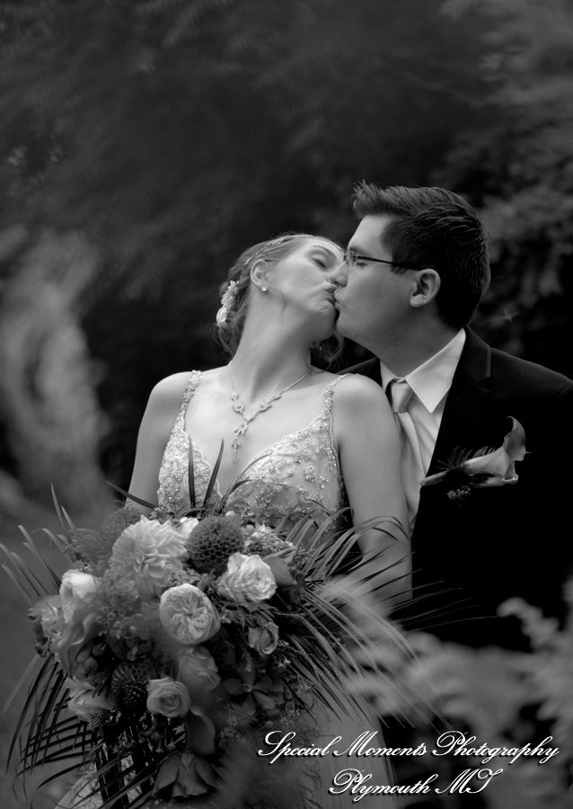 Woodland of Van Buren Wayne MI wedding photograph