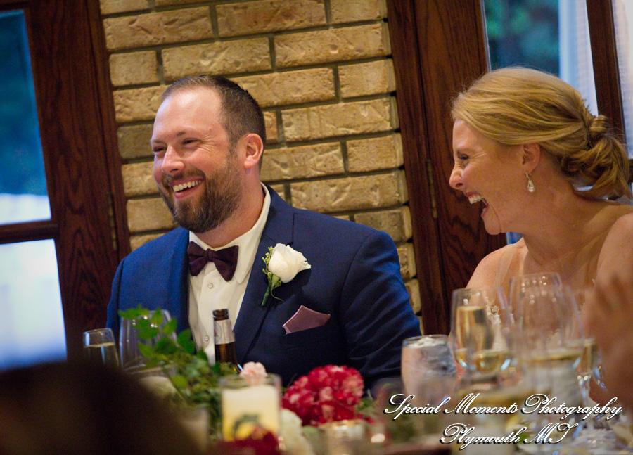 Cafe Cortina Farmington Hills MI wedding photograph