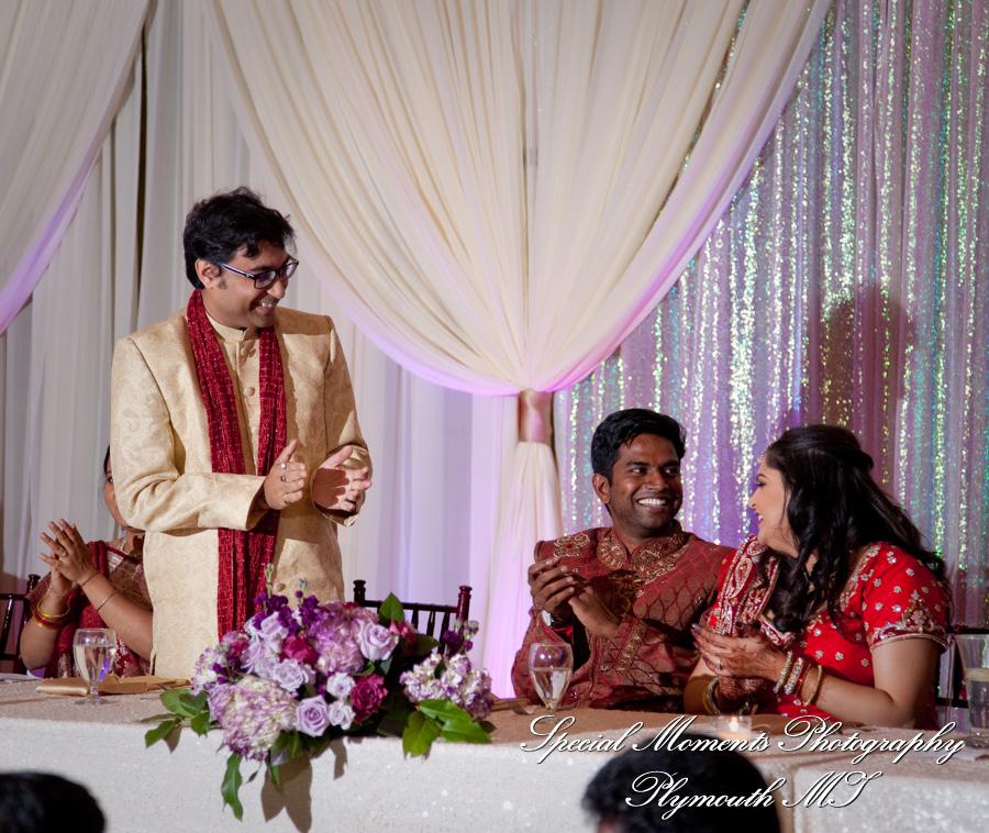Troy Marriott Troy MI wedding photograph