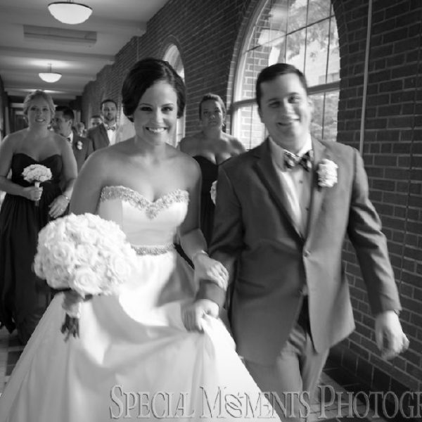 Courtney & Scott's Wedding at Inn at St. John Chapel & Grande Ballroom Plymouth MI