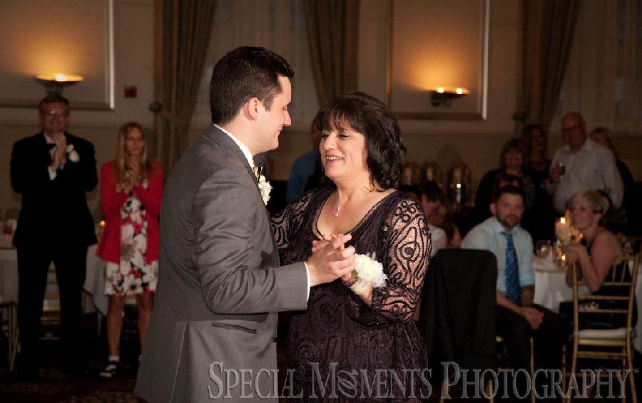 Inn At St. John Grande Ballroom Wedding