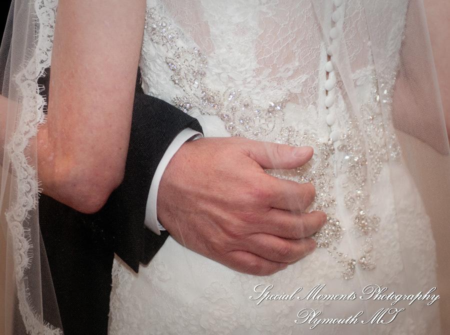 Inn at St. John's Wisdom Ballroom Plymouth MI wedding photograph