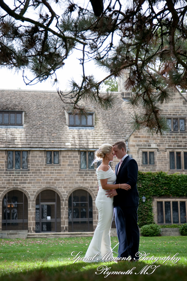 Edsel & Eleanor Ford Gate House Grosse Pointe Shores MI wedding photograph