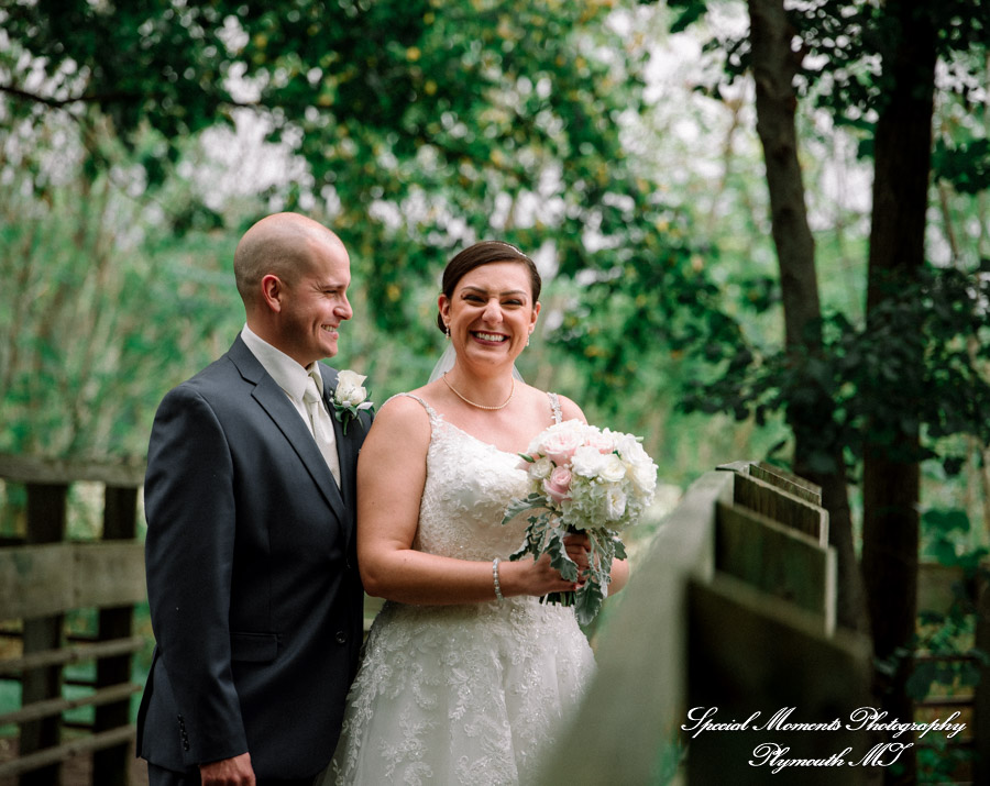 Gallup Park Ann Arbor MI wedding photograph