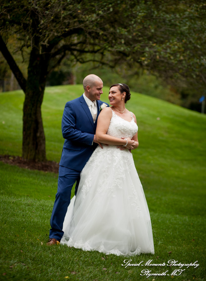 Stonebridge Golf Club Ann Arbor MI wedding photograph