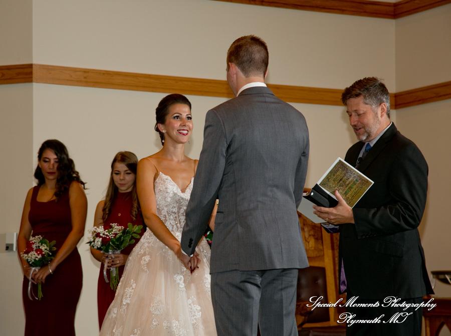 Oak Arbor Rochester MI wedding photograph