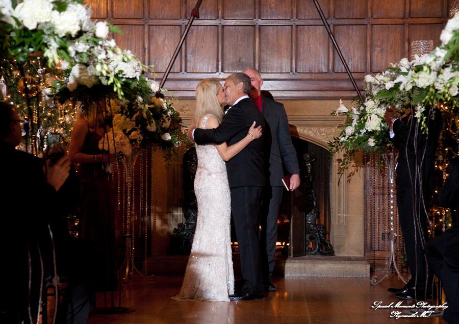Meadow Brook Hall Rochester MI wedding photograph