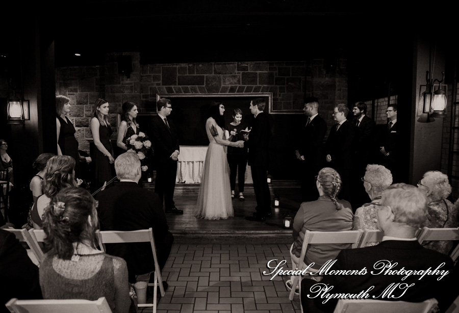 Wellers Saline MI wedding photograph