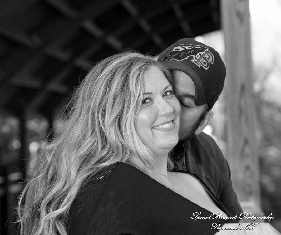 Oak Arbor Church Rochester Mi: Sara & Mike: Engagement In Downtown Dexter MI