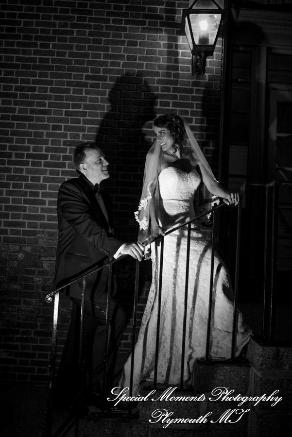Lincoln Room Dearborn Inn MI wedding photograph
