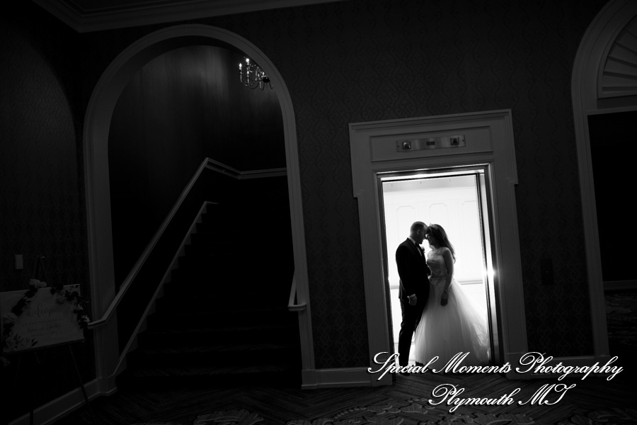 Dearborn Inn Dearborn MI wedding photograph