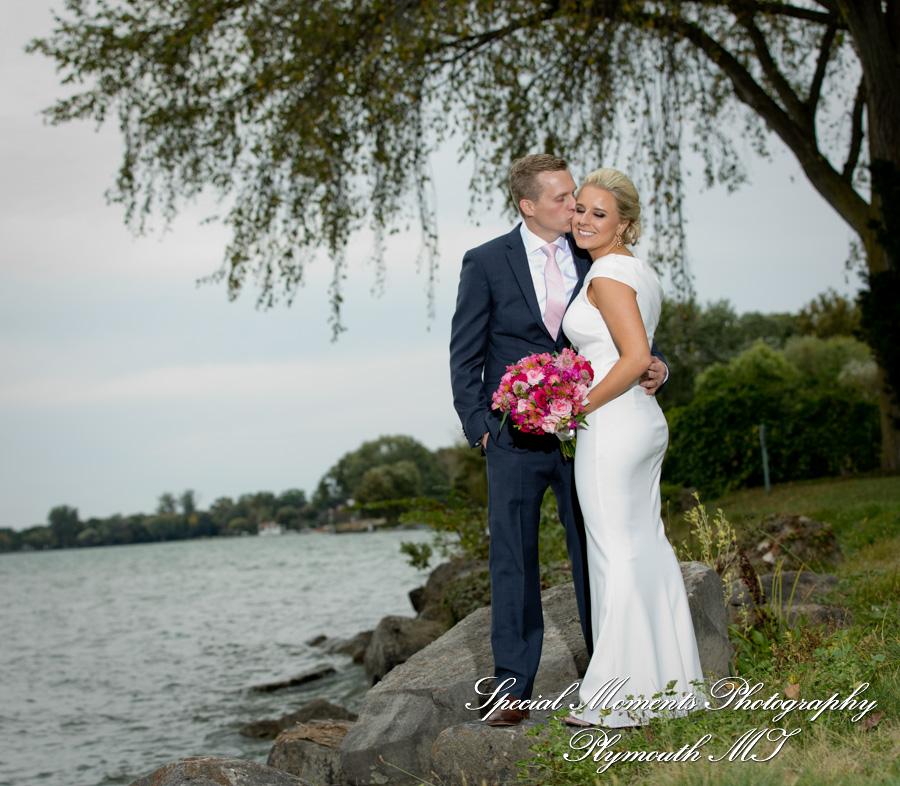 Edsel & Eleanor Ford House Grosse Pointe Shores MI wedding photograph
