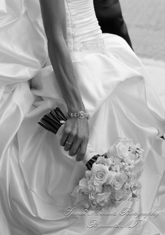 St. Ambrose Catholic Grosse Pointe Farms MI wedding photograph
