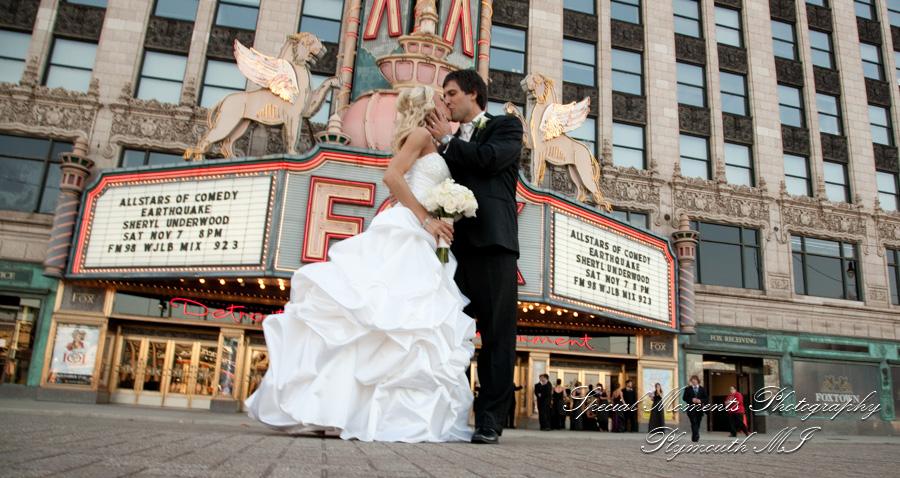 The Fox Theater Detroit MI