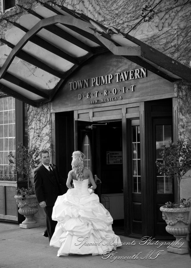 The Town Pump Tavern Detroit MI