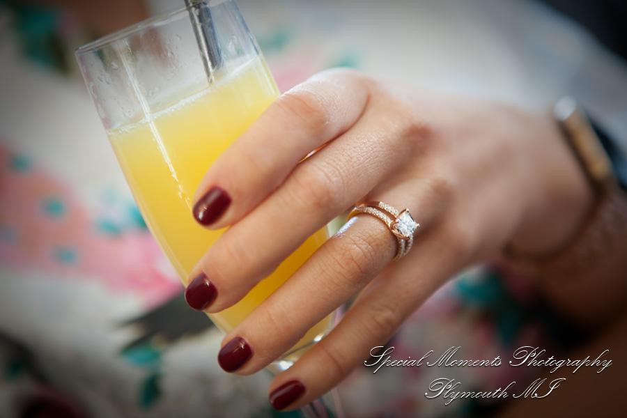 Red Run Park Royal Oak MI wedding photograph