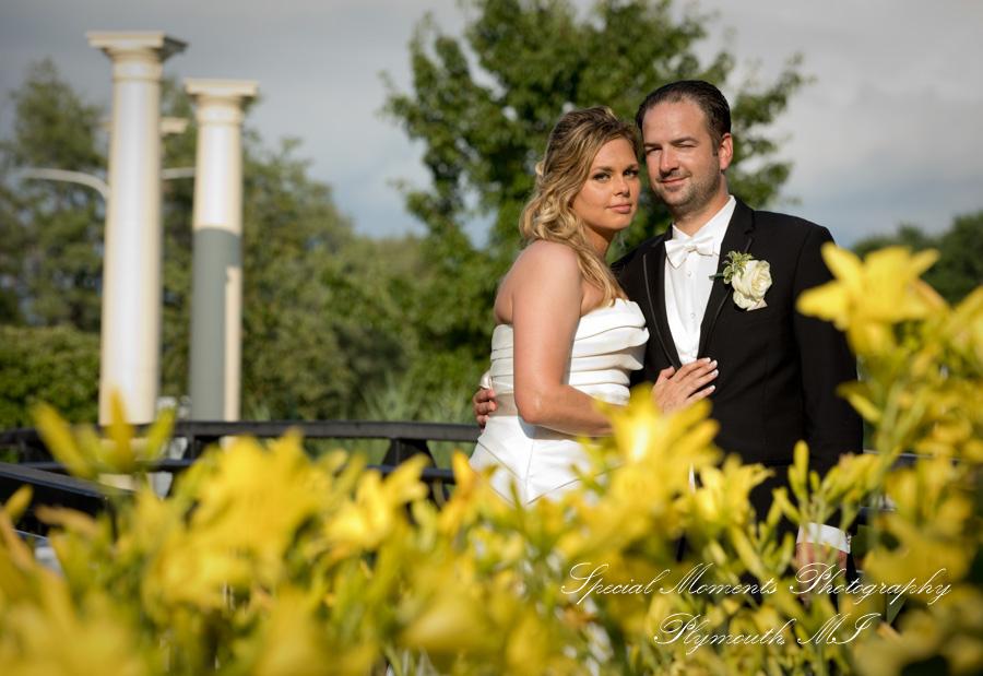 Blossom Heath St. Clair Shores MI wedding photograph