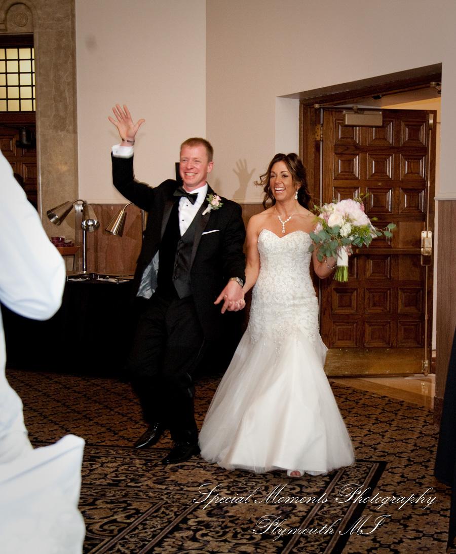 Inn at St. John's Judea Ballroom Plymouth MI wedding photograph