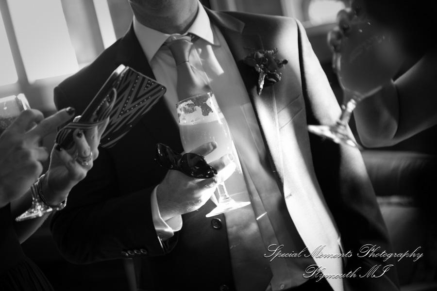The Apparatus Room Detroit MI wedding photograph