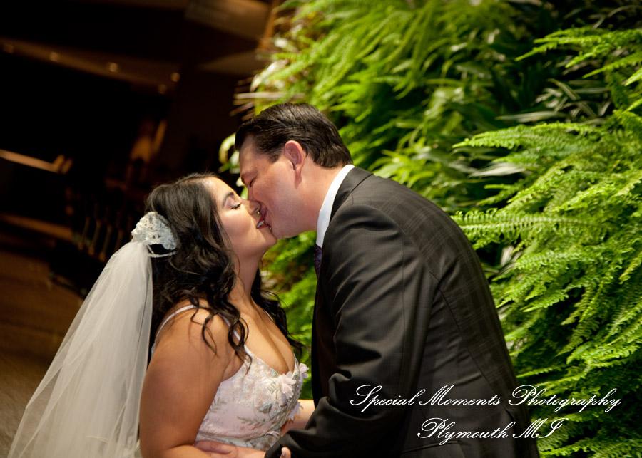 Westin Hotel Southfield MI wedding photograph