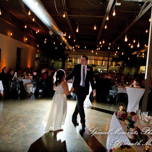 Katherine & Brian's Great Lakes Culinary Center Wedding in Southfield MI