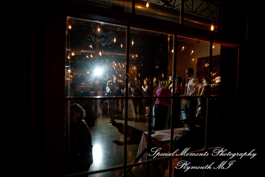 Great Lakes Culinary Center Southfield MI wedding photograph