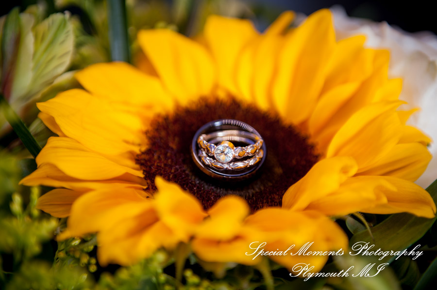 Zingerman Greyline Ann Arbor MI wedding photograph