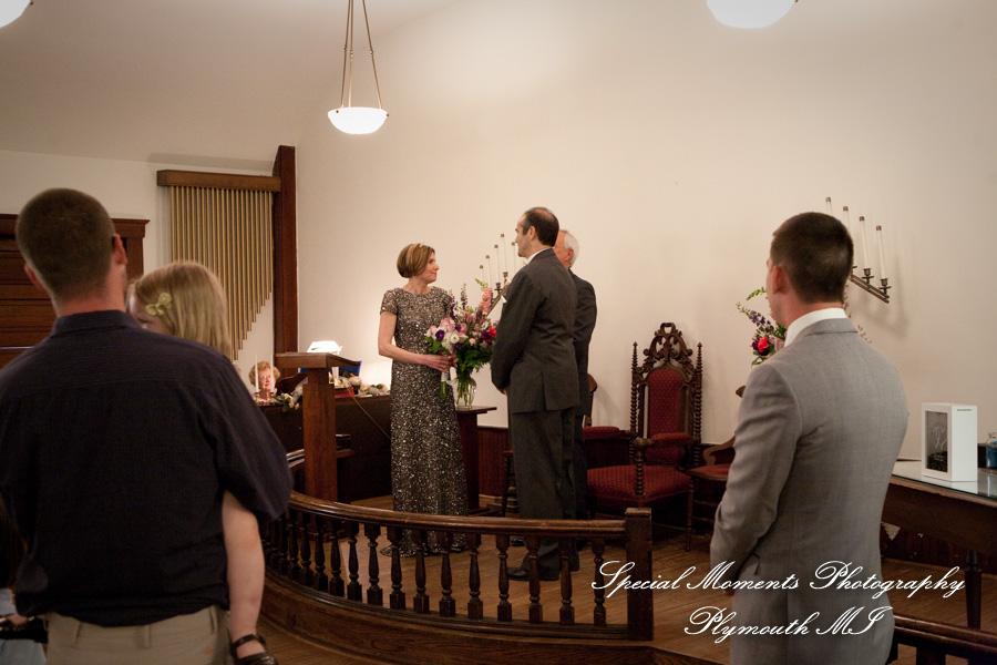 Greenmead Church Livonia MI wedding photography