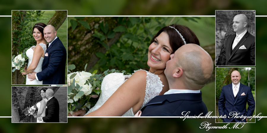 Wellers Saline MI wedding photography